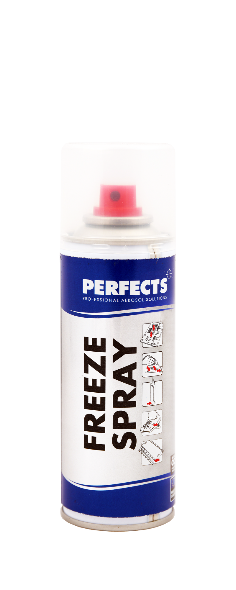 Freeze Spray Flammable