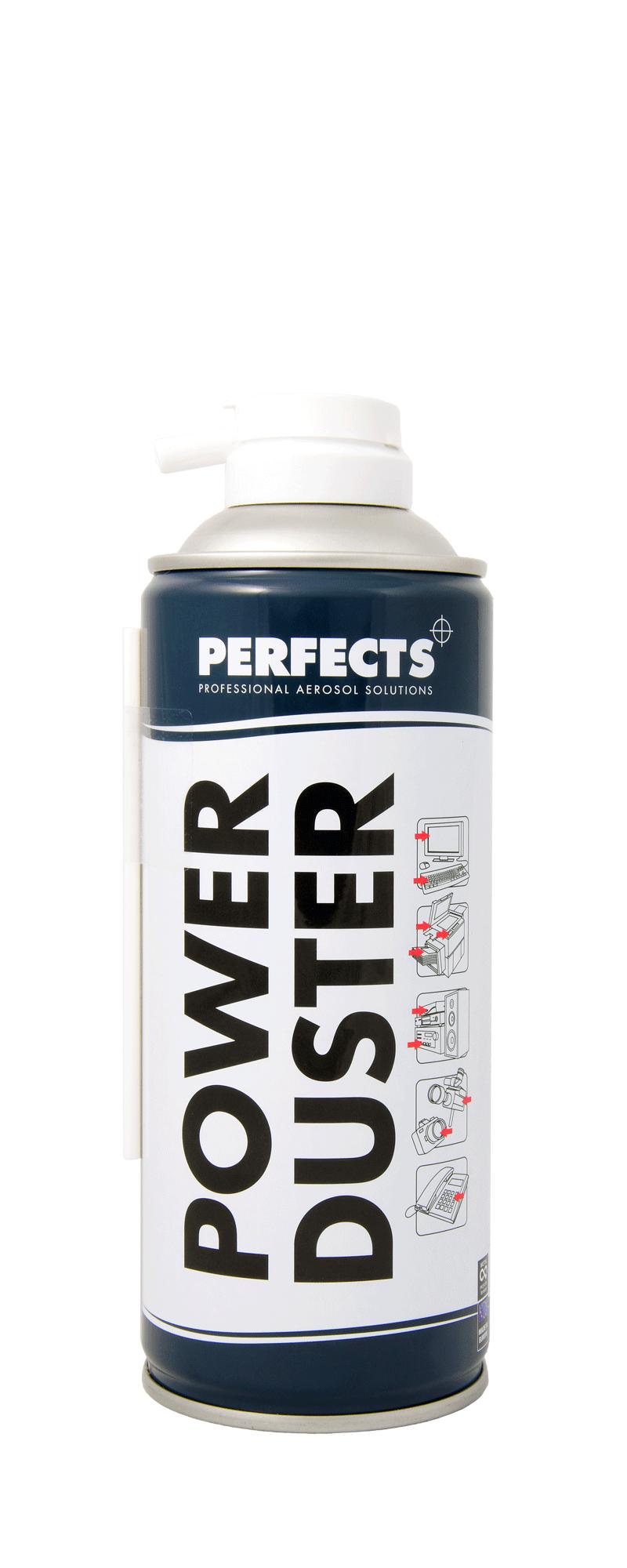 Power Duster Spray Flammable