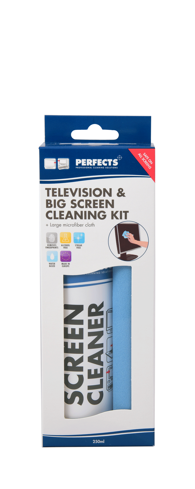 Television & Big Screen Cleaning Kit