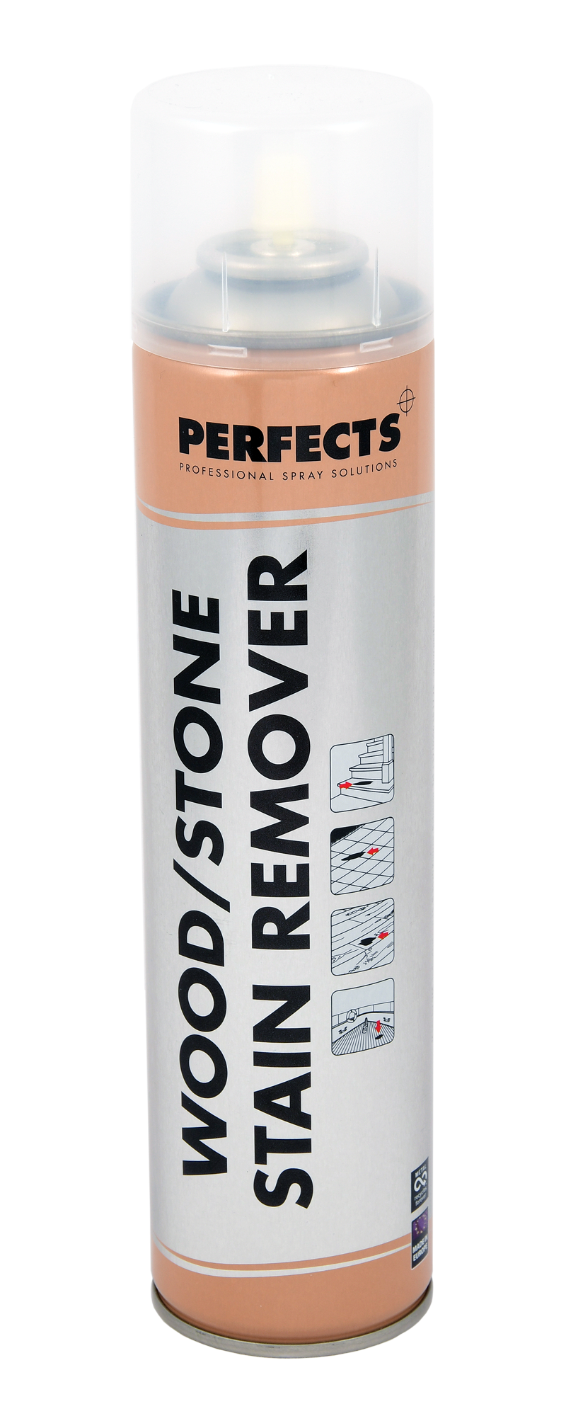 Wood / Stone Stain Remover Spray